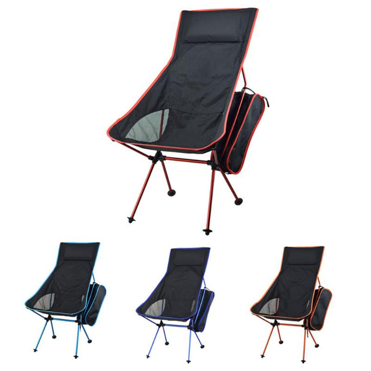 Outdoorcamping  Lengthen Design Portable Folding Camping Stool Chair Seat for Fishing Festival Picnic BBQ Beach With Bag New