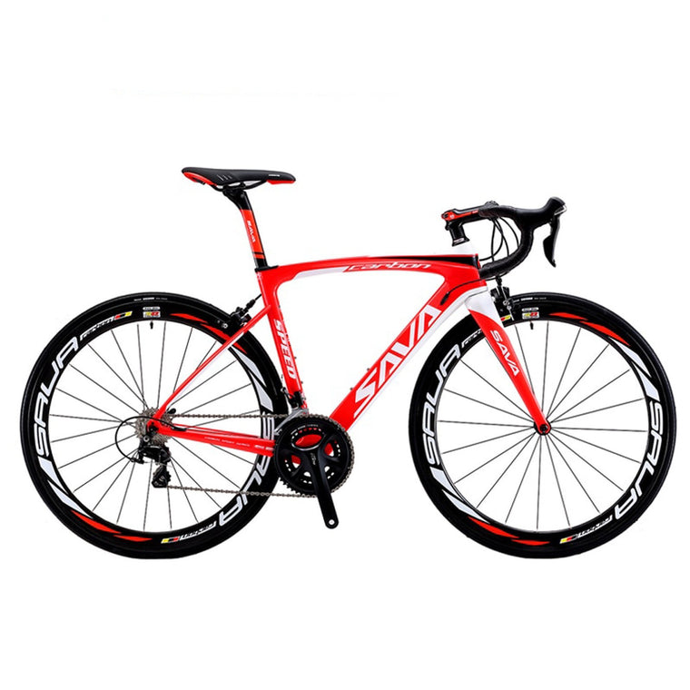 SAVA HERD6.0 Road Bike 700C Carbon Bike Bicycles Shimano 105 Full Carbon Road bikes Racing Road Bike Bici Bicicleta carretera