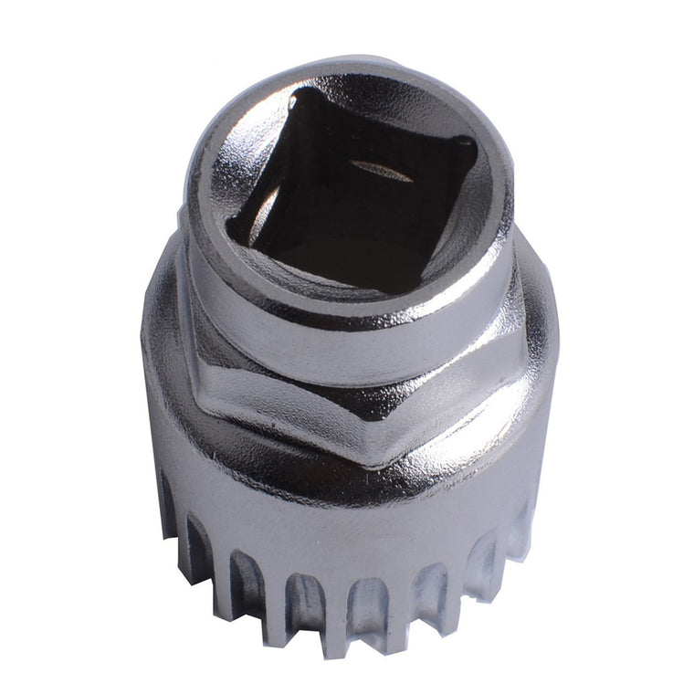 ZTTO Bottom Bracket Socket Tool for Cartridge ISIS Bike BB B.B. For MTB Mountain Bike Road Bicycle