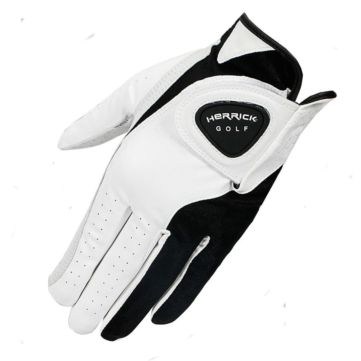 golf glove men Left hand genuine leather Breathable soft