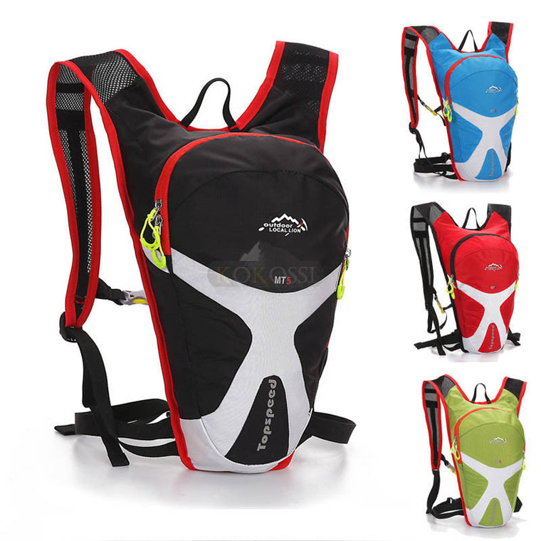 Outdoor Sport Bag LOCAL LION 5L Cycling Climbing Travel Backpack Hold Water Mini Bicycle Backpack Running Bag Bike Bicycle Bag