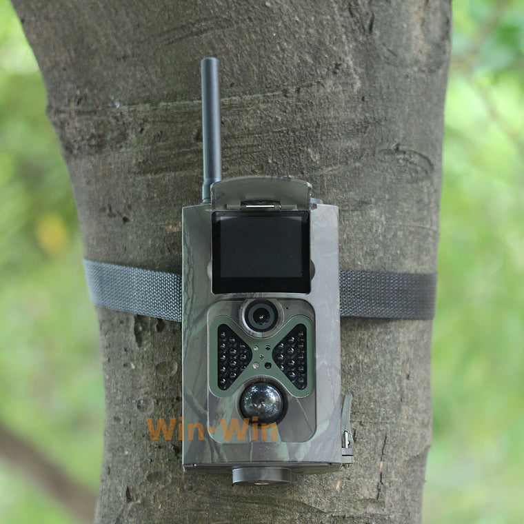 12MP 1080P Hunting Trail Camera 3G network MMS SMTP/SMS Wide Angle Wildlife Camera Suntek HC500G