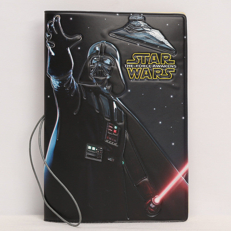 Overseas travel accessories passport cover, luggage accessories passport card-Star Wars