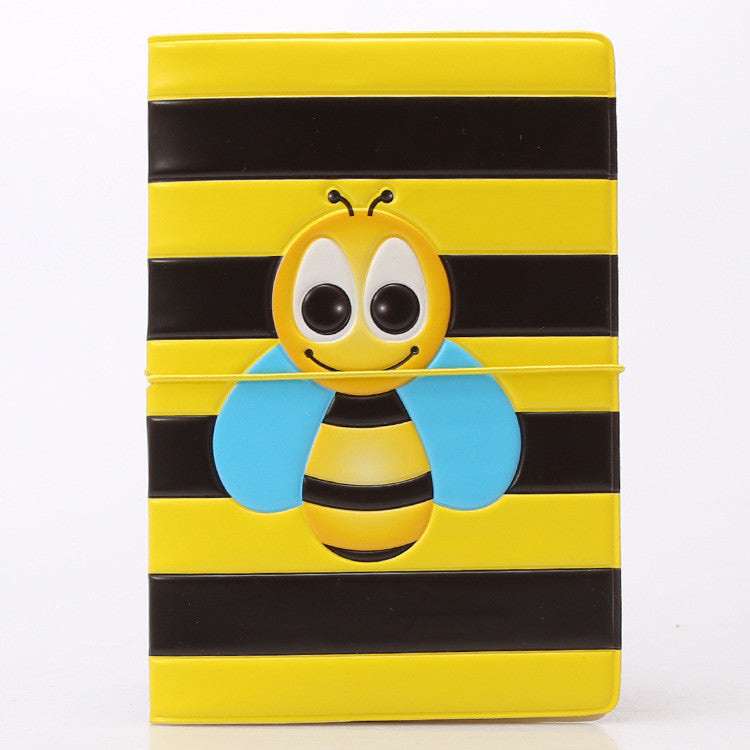 Hot Overseas travel accessories passport cover, luggage accessories passport card-The bees