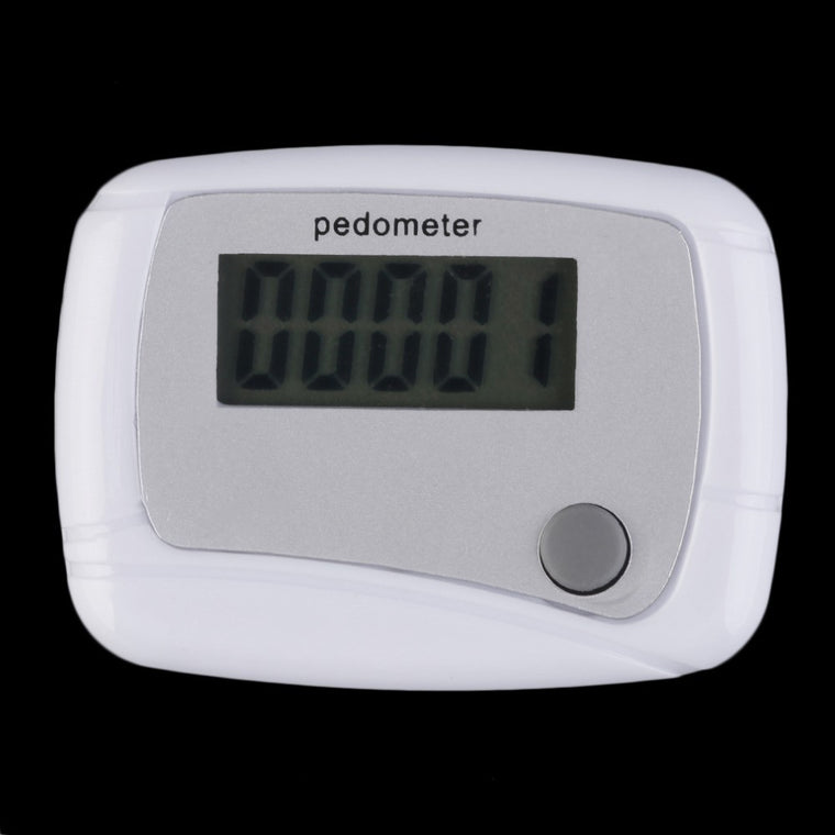 Portable Mini Digital LCD Running Step Pedometer Walking Distance Counter High Quality wholesale