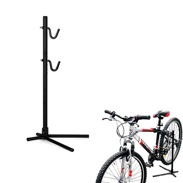 Hot sale L-type Cycling Bicycle Racks Storage Bike Display Stand Wheel Hub Kickstand Repair Rack Parking Holder