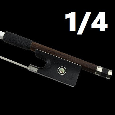 High quality violin bow, 4/4 3/4 1/2 1/4 1/8 violin play bow