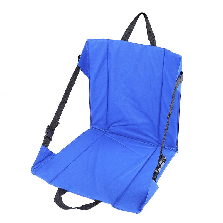 New Light weight Folding Camping Hiking Stool Chair Pad Seat For Fishing Festival Picnic BBQ Beach Outdoor Barbecue Party