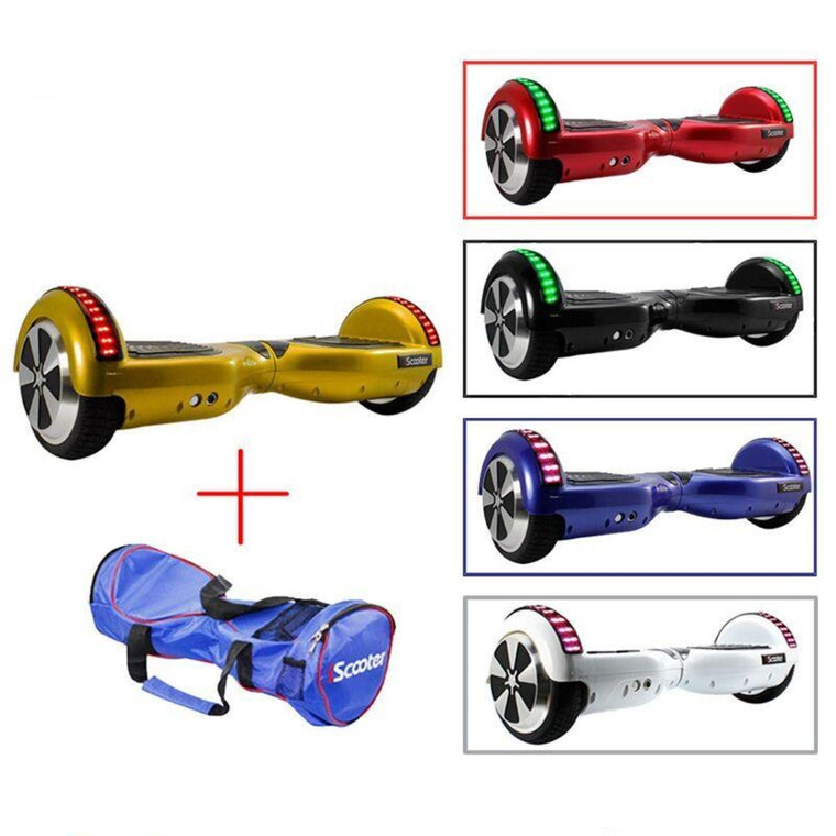 Bluetooth Hoverboard Self Balancing 6.5inch Electric Skateboard Hover Board gyroscope Electric Scooter standing Scooter