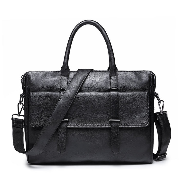 European style Vintage Men Messenger Bags tote Elegant men's briefcases office men's crossbody bags