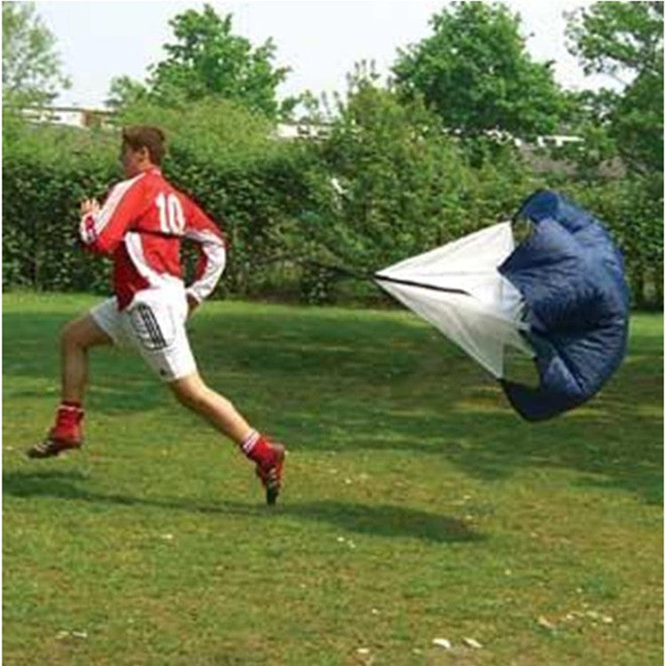 High Qulity Speed Training Resistance Parachute Running Chute Soccer Football Training Umbrella Outdoor Fitness Equipment