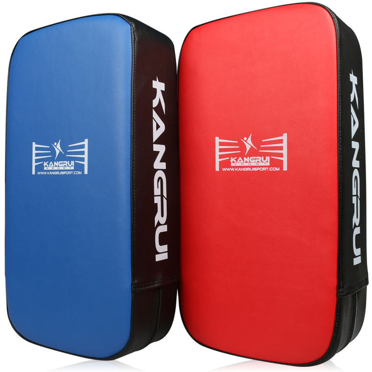 Taekwondo Arm Mitt TKD Training Kick mitt Kicking Pad Adult Women Men Taekwondo Kids Target Blue Red Free Shipping