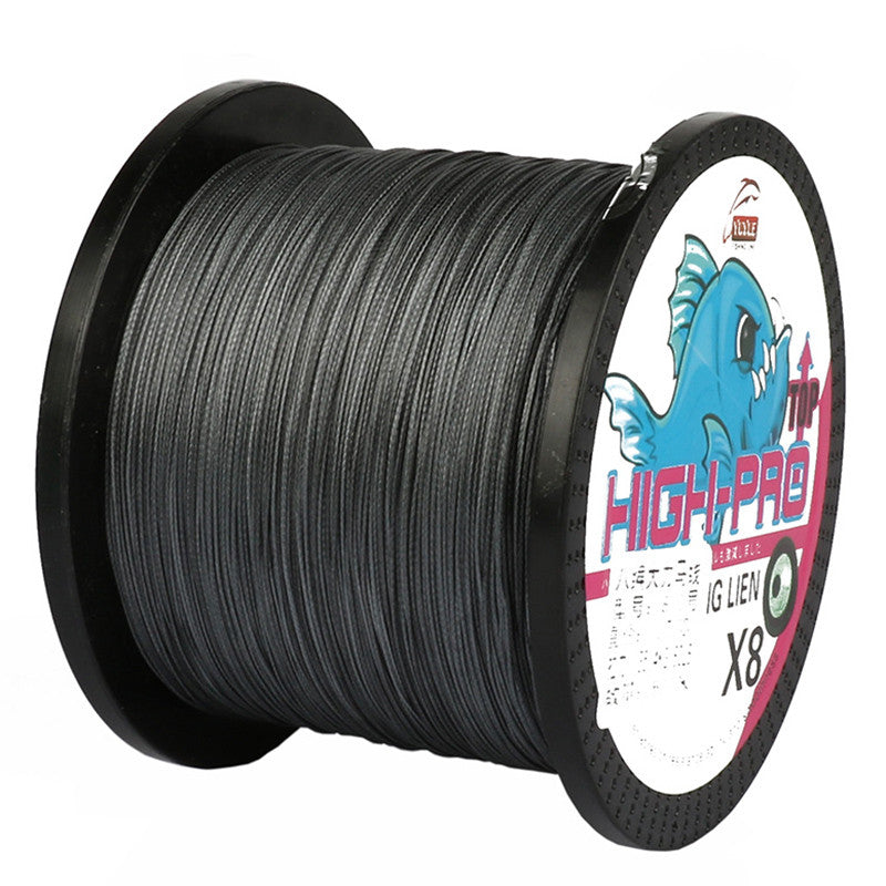 Goture 8 STRANDS 500M PE Braided Fishing Line Super Strong Japan Multifilament Line Jig Carp Fish Line Wire