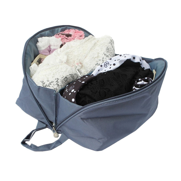 Travel Bag Weekend Bag Large Capacity Overnight Bag Women Travel Tote Bra organizer Luggage pouch Lingerie underwear