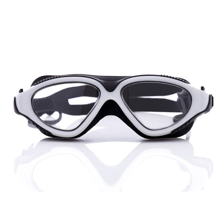 New professional Anti-fog Goggles Adults Swim Eyewear Polycarbonate Clear glasses swim Goggle Diving Surfing Swimming Glasses