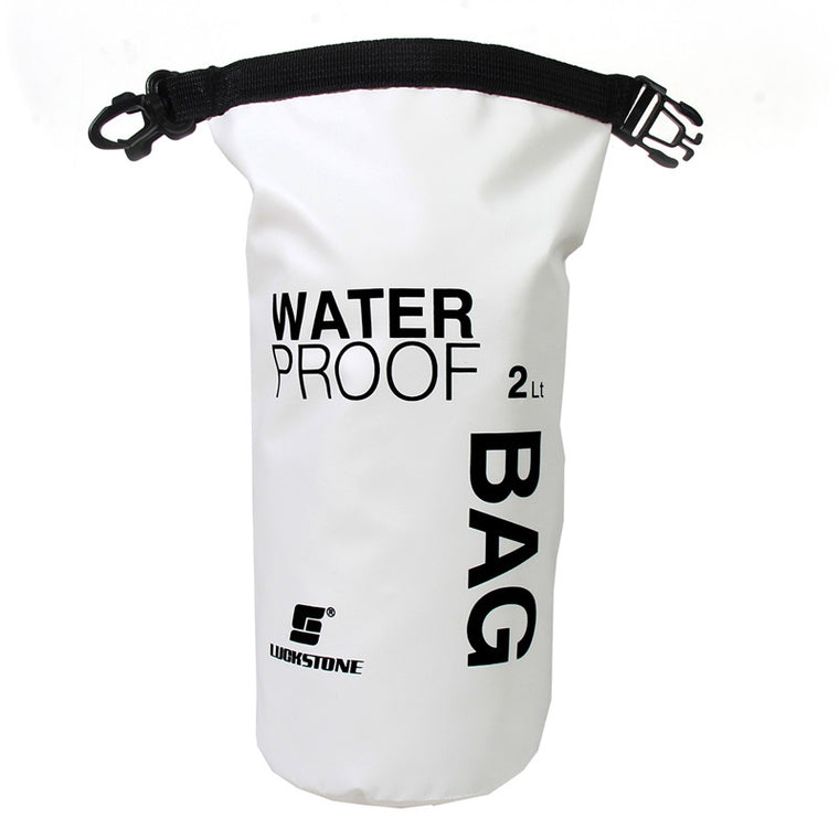 Sports Bags 2L Waterproof Dry Bag Backpack Floating Boating Kayaking Camping Wi Swimming package H1E1