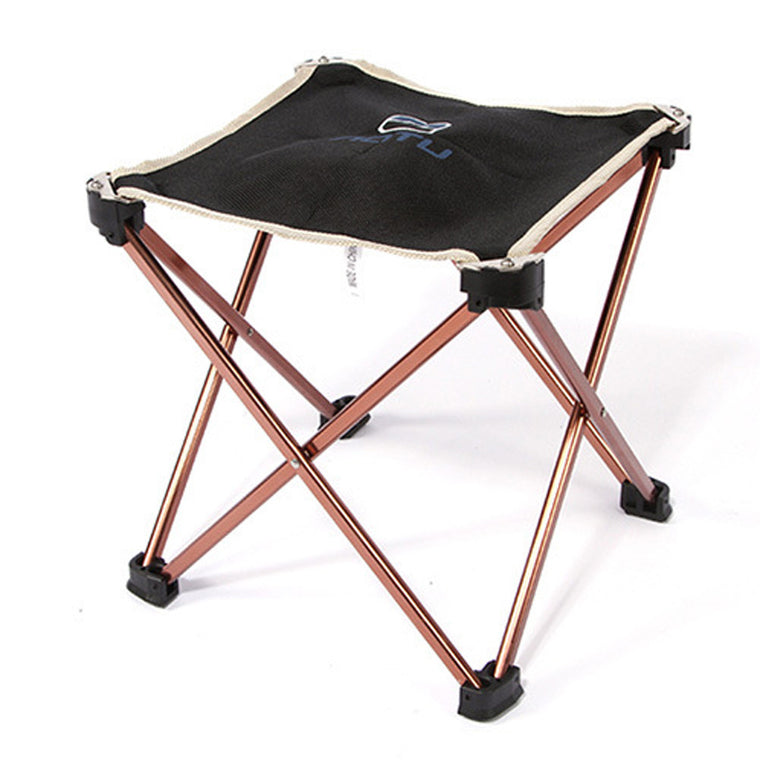 Foldable Folding Por Fishing Chair Picnic BBQ Garden Chair Stool Portable Outdoor Leisure Tool US#V