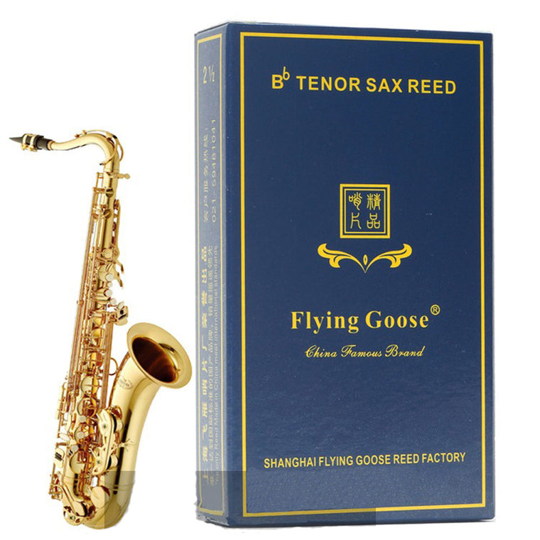 Flying Tenor Sax Reed 2.5# or 3# Strength Tenor Saxophone Reeds Accessories