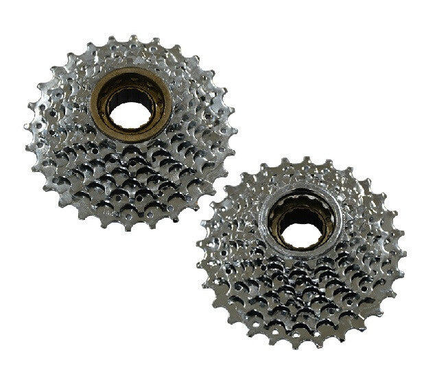 7 Speed 8 Speed Bicycle Freewheel 13-28T Cog Mountain Bike MTB BMX folding Bicycle Cassette Tool Rotating flywheel  Bike Parts