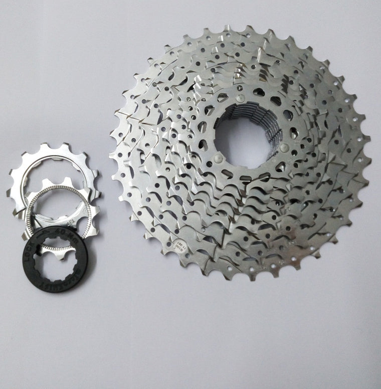 microSHIFT MTB 11T-36T Bike 10 Speed Card Type Flywheel Bicycle Flywheels 30 Speed Cassette Freewheel