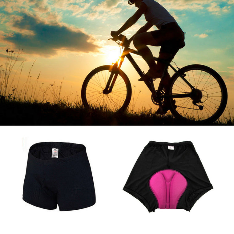 Women/Ladies Bicycle Cycling Bike Underwear Gel 3D Padded Short Pants Shorts HQ free shipping