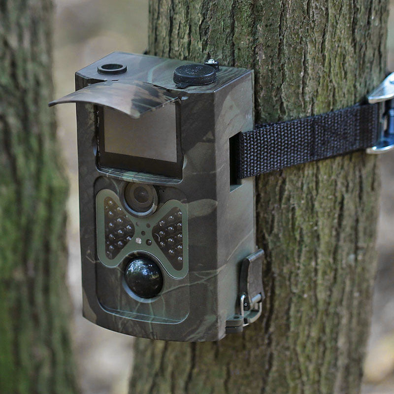 12MP Digital Scouting Trail Camera 940NM Invisible Infrared Hunting Camera 2.0' LCD Hunter Cam HC500A