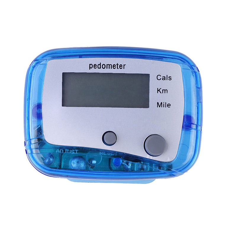 Outdoor Sports Pedometer Multifunction Walking Distance Calorie Passometer Counter For Parents, Children, Friends