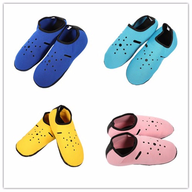 3mm Neoprene Short Beach Socks Non-slip Anti skid Scuba Dive Boots Snorkeling Sock In Fins Flippers Wetsuit Seaside Home Shoes