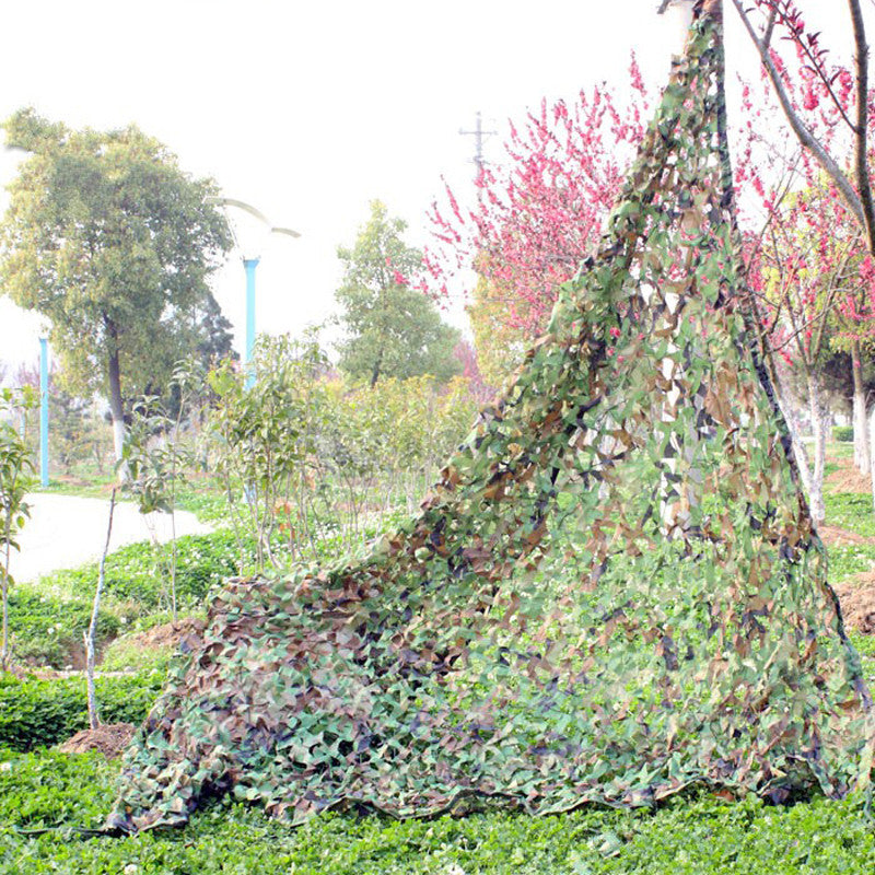 New 2x3m Woodland Camouflage Net Toldo Camo Netting Camping Beach Military Hunting Large Shelter Carpas Sunshade Awning Tent