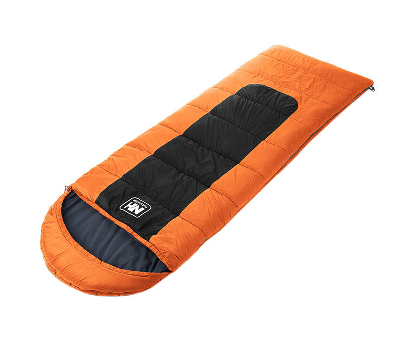 Naturehike New Outdoor Envelope Sleeping Bag Camping Sleeping Bag  Fleece Sleeping bag NH00F400-D-M