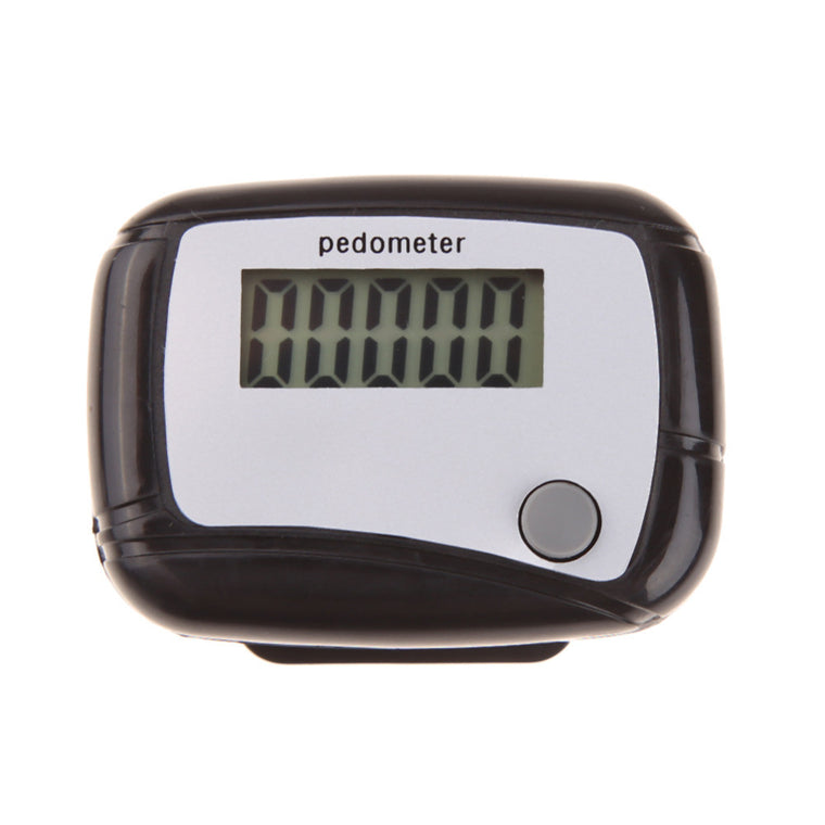 Mini Portable Step Counter Run Walking Pedometer Distance Calorie