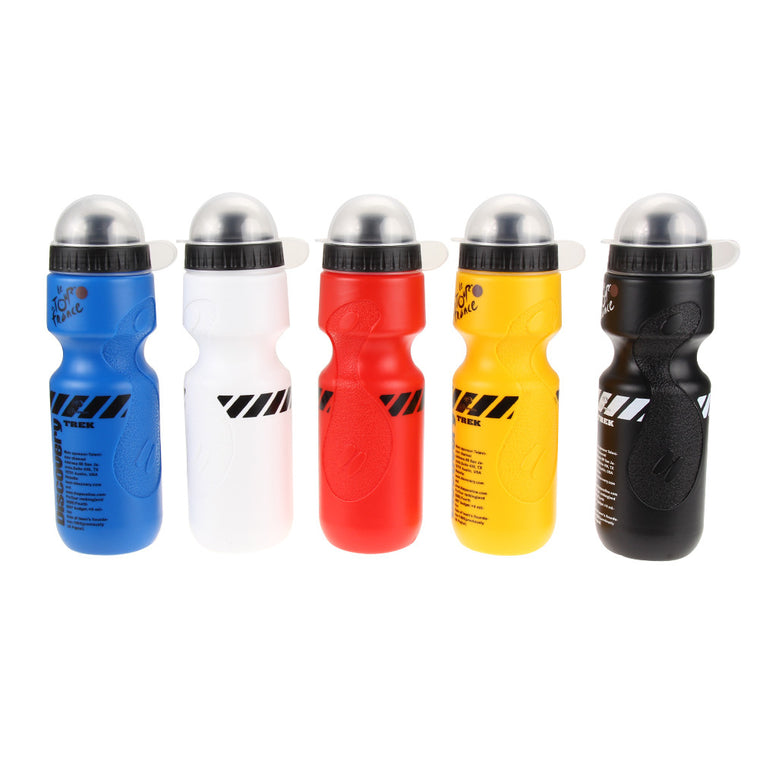 1Pcs 650ML Portable Outdoor Bike Bicycle Cycling Sport Drink Jug Water Bottle Cup Tour De France Bicycle Bottle 5 Color