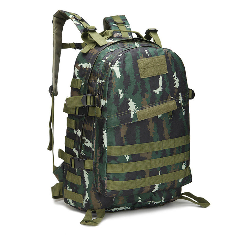 40L Molle Military Backpack Waterproof Military Assault Backpack 3P Attack Backpack Army Patrol Double Shoulder Rucksuck