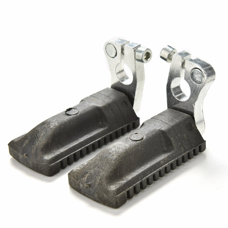 1 Pair Foot Pegs Rest Footrests Footpegs for 47cc 49cc Mini Moto Pocket Bike Minimoto Supply