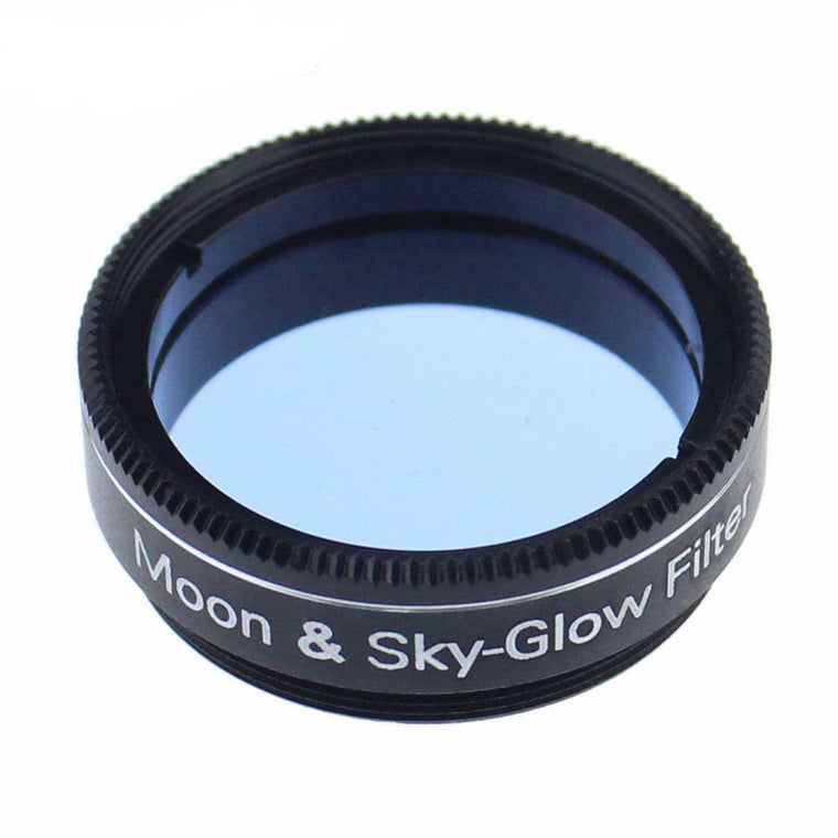 1.25 Inch Moon and Skyglow FilterNebula Filter for Astronomical Telescope Oculares