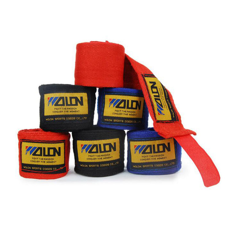 2pcs Boxing Glove Belt Bandage Punching bag for boxing Handage Punching Training bags Earthbags bagwork