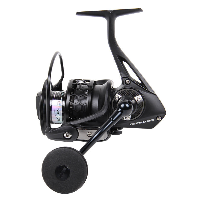 Full metal spinning fishing reel Tsurinoya TSP4000/5000 anti-saltwater 12BB,5.2:1,free shipping