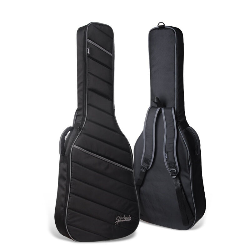 New quality electric guitar package, electric bass bag, compression damping electric guitar bag