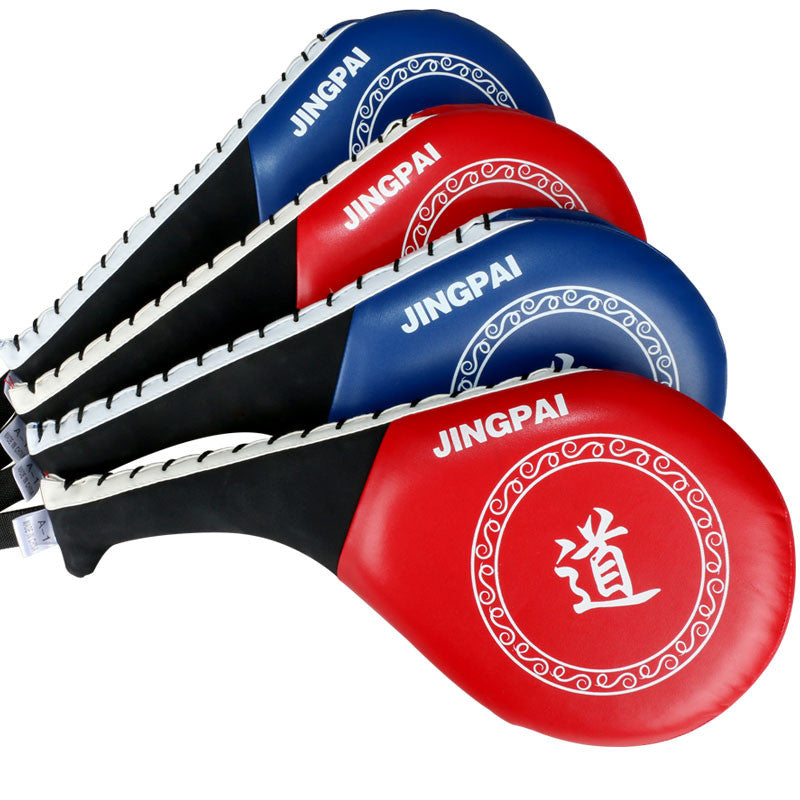 1 pc Taekwondo foot targe PU Futaba target MMA Boxing Kicking Punching Pad TKD Training Gear Sanda /Fighting/ Muay Thai