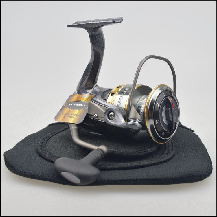 New Ecooda havok spinning fishing reel HAS II 2500 3000 3500 4000 4500 5000