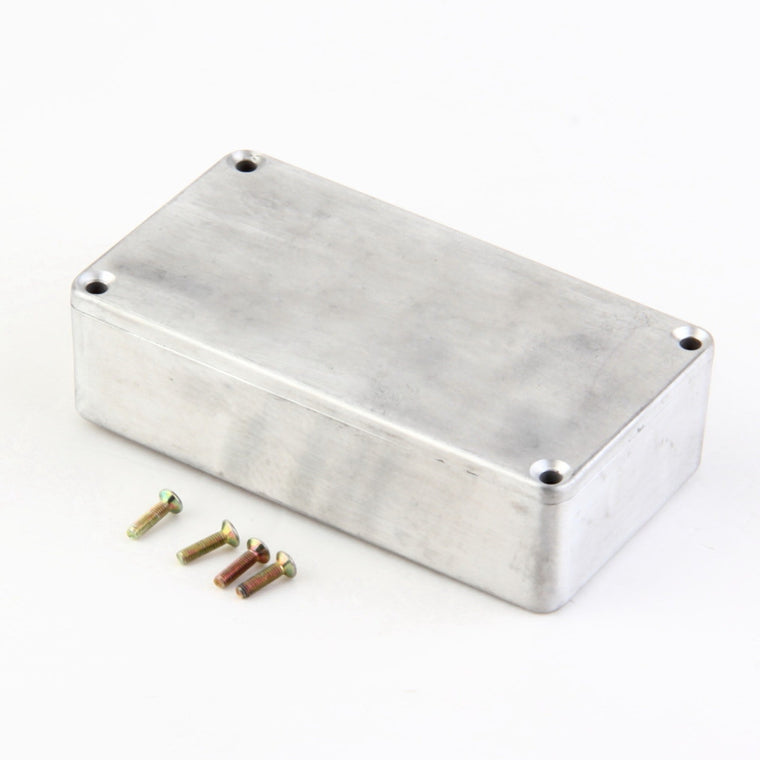 1Pcs Stomp Box Effects 1590B Style Aluminum Pedal Enclosure FOR Guitar Hot Sale
