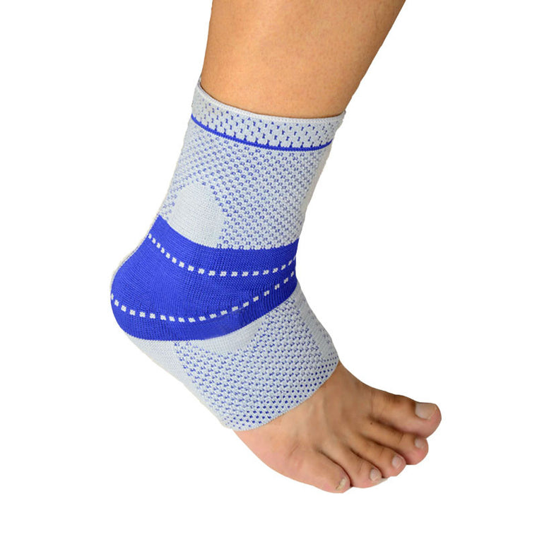 Hot new silicone elastic ankle support basketball ankle protect  suporte do tornozelo  free shipping  #2801