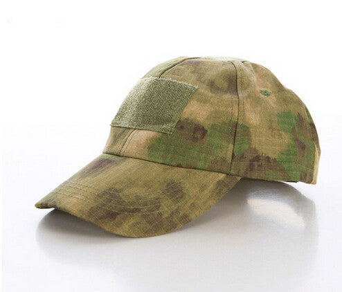 Adjustable Camouflage Unisex Tactical Hat Army Hiking Male Hats Summer Camping Fishing Bionic Baseball Cadet Military Cap