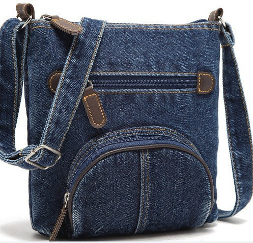 womens denim messenger bags ladies mini small shoulder satchels girls crossbody summer sling vintage bag borse bolsos sacoche
