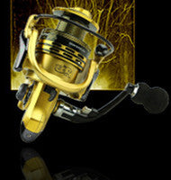 Fishing Reels Metal Rocker Arm XF1000-7000 Series Spinning Reel EVA Handle 13+1BB