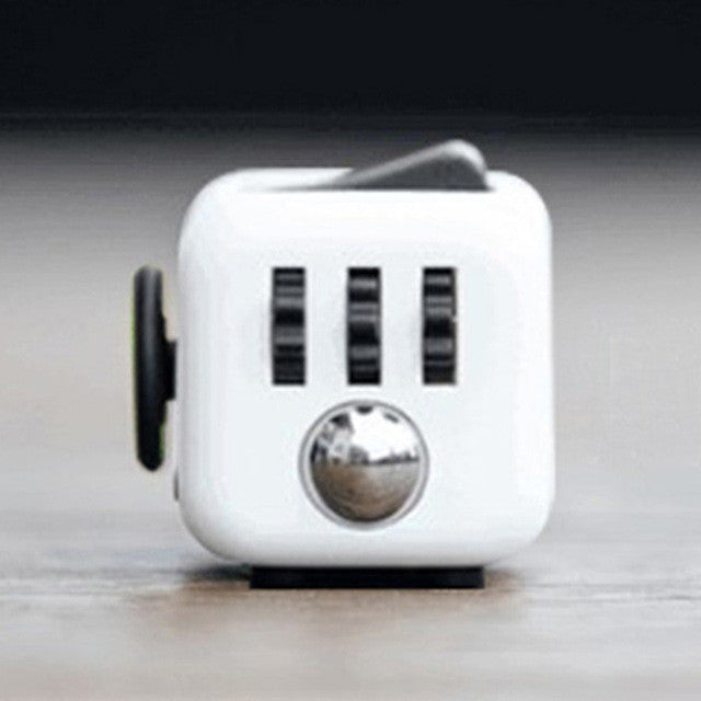 New Hot Fidget Cube Entertainment for Girls Boys Christmas Gift Relieve Stress and Fatigue gifts Magic Cubes Board Game