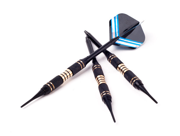 New 3pcs/1 Set 18g Professional Darts With Aluminium Alu Shafts And soft tip