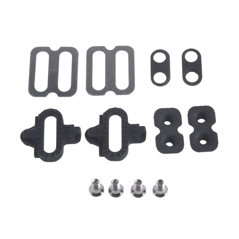 Cycling Cleats for Shimano MTB SPD Pedals PD-M520 M540 M324 M545 M424 M647 M959 Self-locking Pedal Cleats Bicycle Accessories
