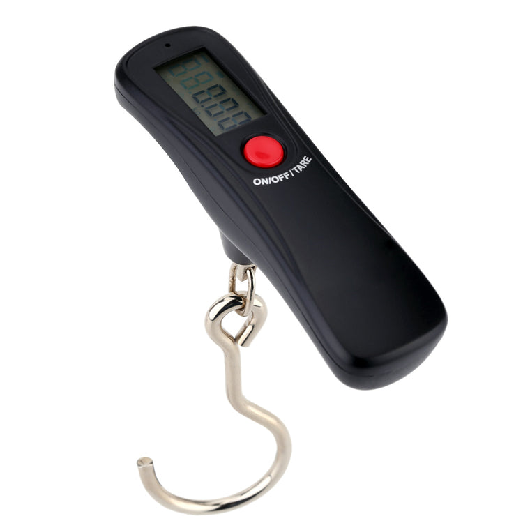 50kg/10g Mini Digital scales balance Balance Libra Pocket scales Hanging Luggage scale for Travel Fishing weight weighing scales