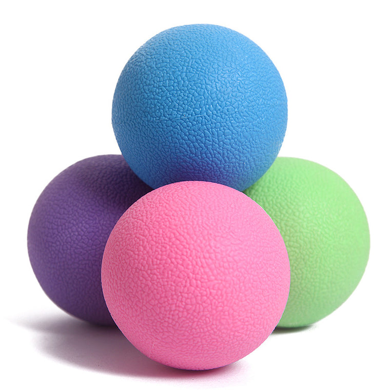 TPR fitness ball Relex yoga crossfit massage ball Full Body Massage&Fitness Exercise Relaxing ball muscle relaxing massage ball